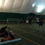 Harriers Physical Preparation sessions