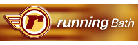 Running Bath logo