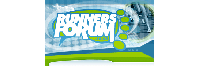 Runners Forum's logo
