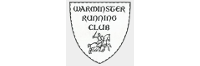 Warminster running club's logo