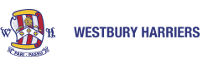 Westbury Harriers' logo